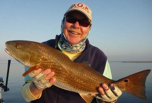 Tommy Thompson Redfish