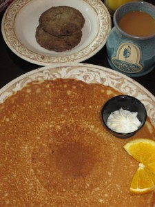 pancakes, Another Broken Egg, Tallahassee