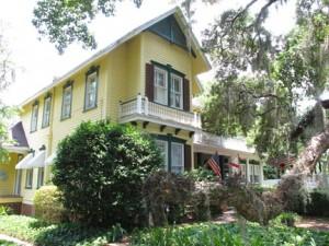 Avera Clarke House B&B, Monticello, FL