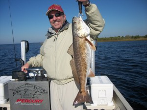 A nice Yankeetown redfish!