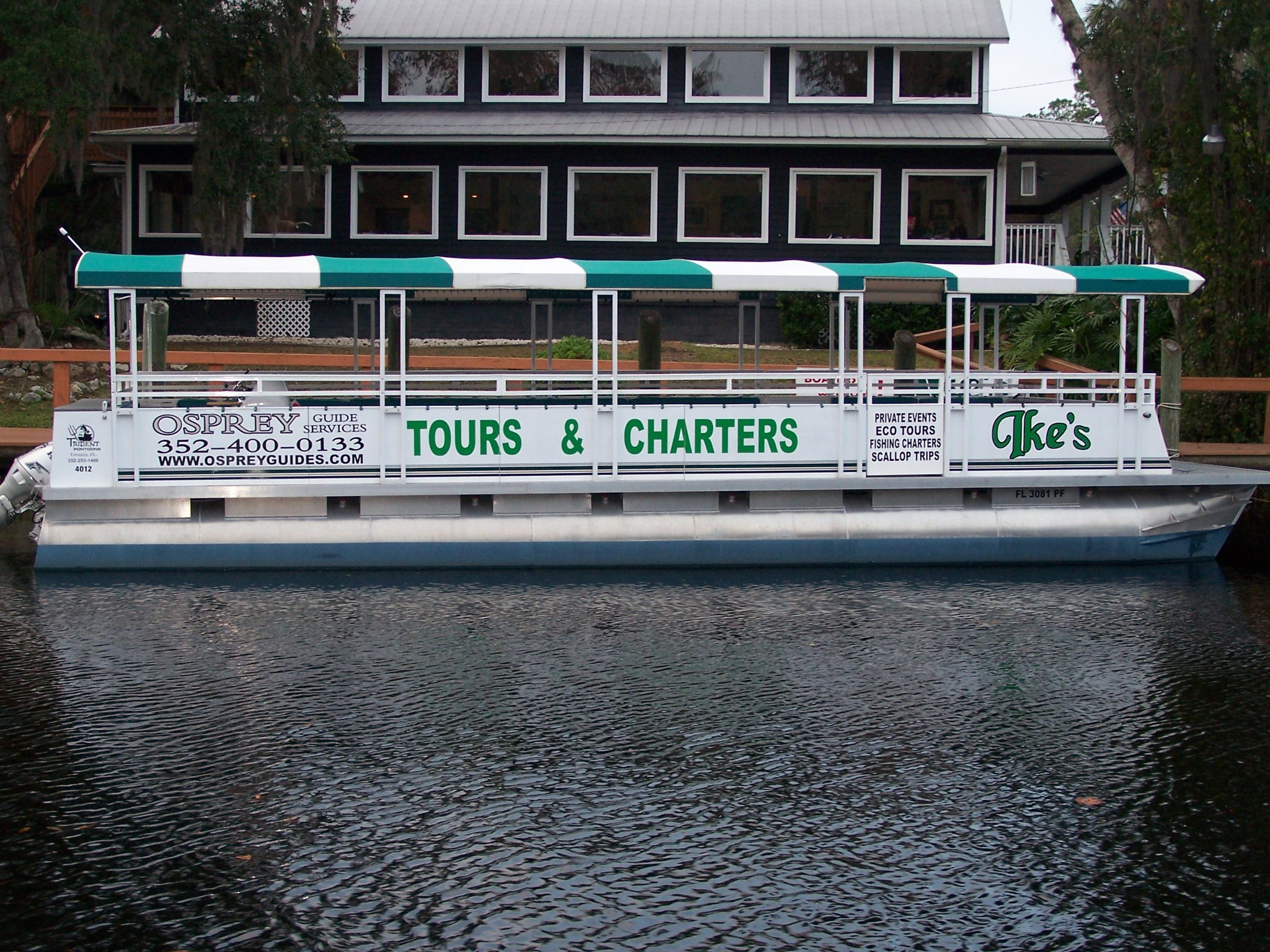 Take A Boat Tour Of The Withlacoochee River At Yankeetown With - Yankeetown florida map