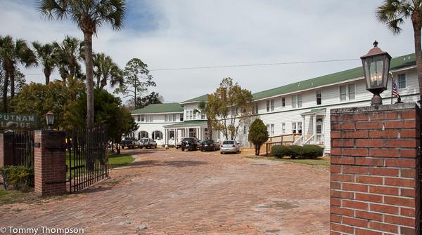 A Closer Look At Cross City S Historic Putnam Lodge