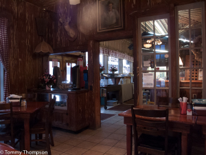 You'll be surprised to find the interior of The Cypress Inn just as it was when the building was built almost 90 years ago.