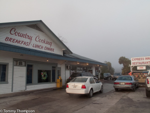 Don't miss a meal at The Cypress Inn in Cross City, FL