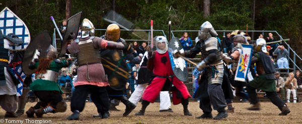 Experience the Hoggetowne Medieval Faire in Gainesville for two magical weekends!