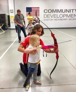 Archery is fun for all ages!