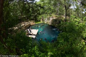 Blue Grotto, Williston, FL