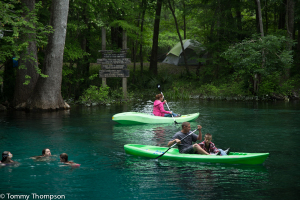 Ginnie Springs, Gilchrist County