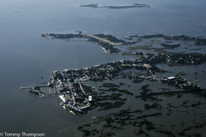 Cedar Key is situated atop an archipelago of small islands on Florida's Gulf Coast