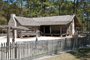 The Cracker Homestead at Perry's Forest Capital Museum