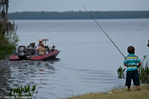 Many of our area lakes offer fishing from shorelines, as well as from boats