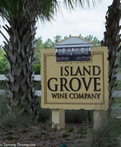 Island Grove Winery is located at 24703 SE 193rd Av, Hawthorne, FL