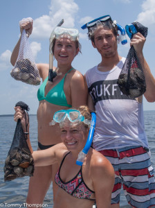 """This is what scalloping is """"all about""""!"""