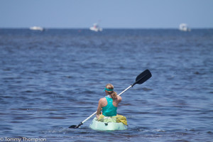 Hagens Cove is a great spot for kayaking, scalloping or inshore fishing.