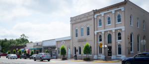 Newberry's Historic Downtown