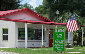 Craving authentic Mexican tacos? Try Cilantro's in Newberry, Florida