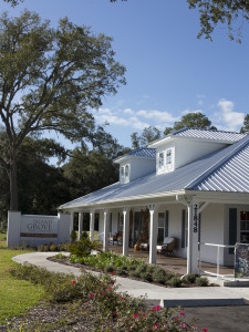 Island Grove Wine Company's Tasting House is located at the intersection of US301 and CR325 in Island Grove.