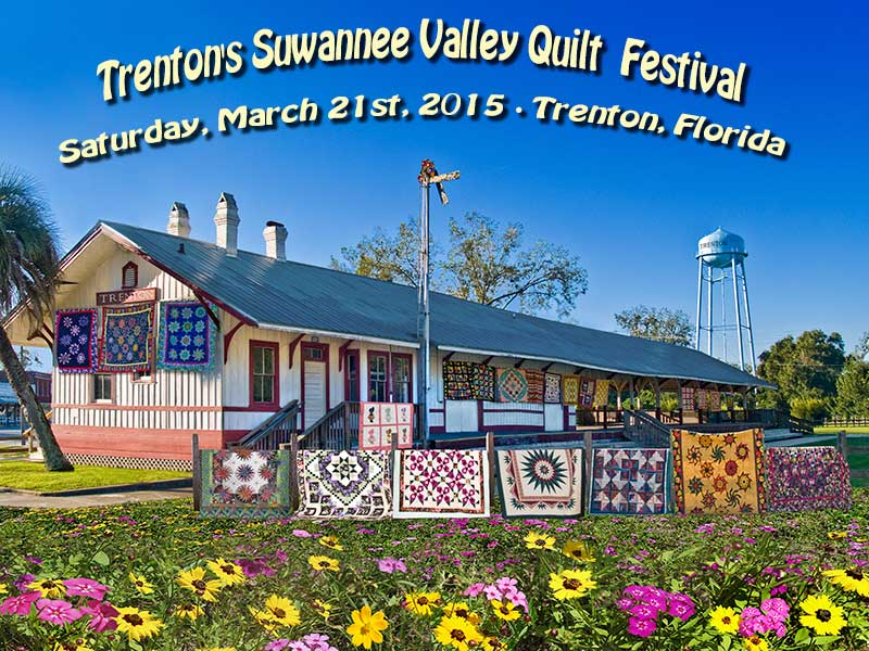 7th Annual Suwannee Valley Quilt Festival