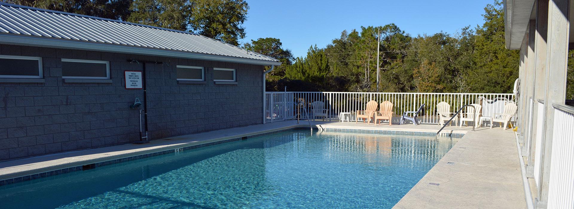 Cedar Key RV Resort