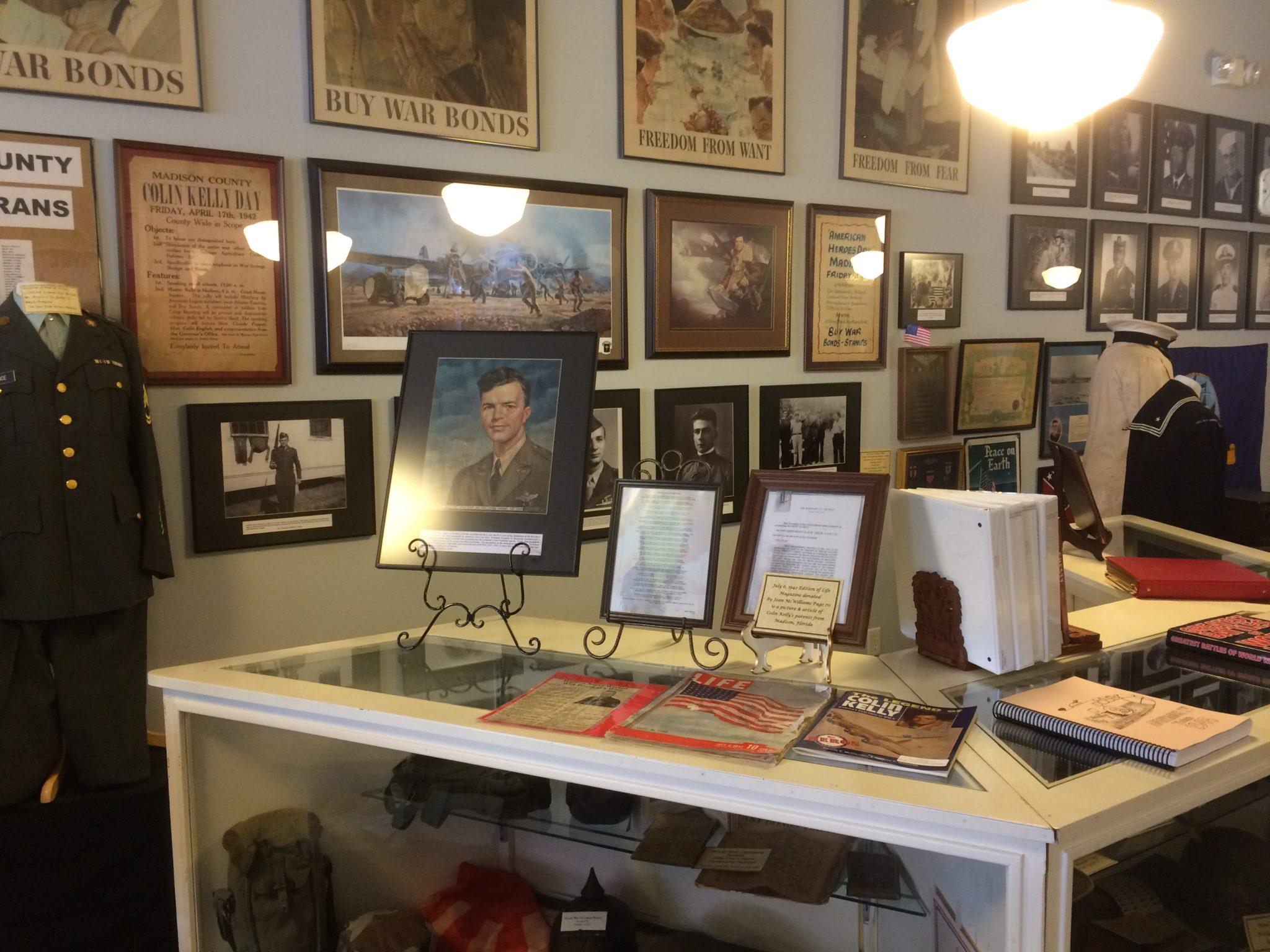 Treasures of Madison County Museum