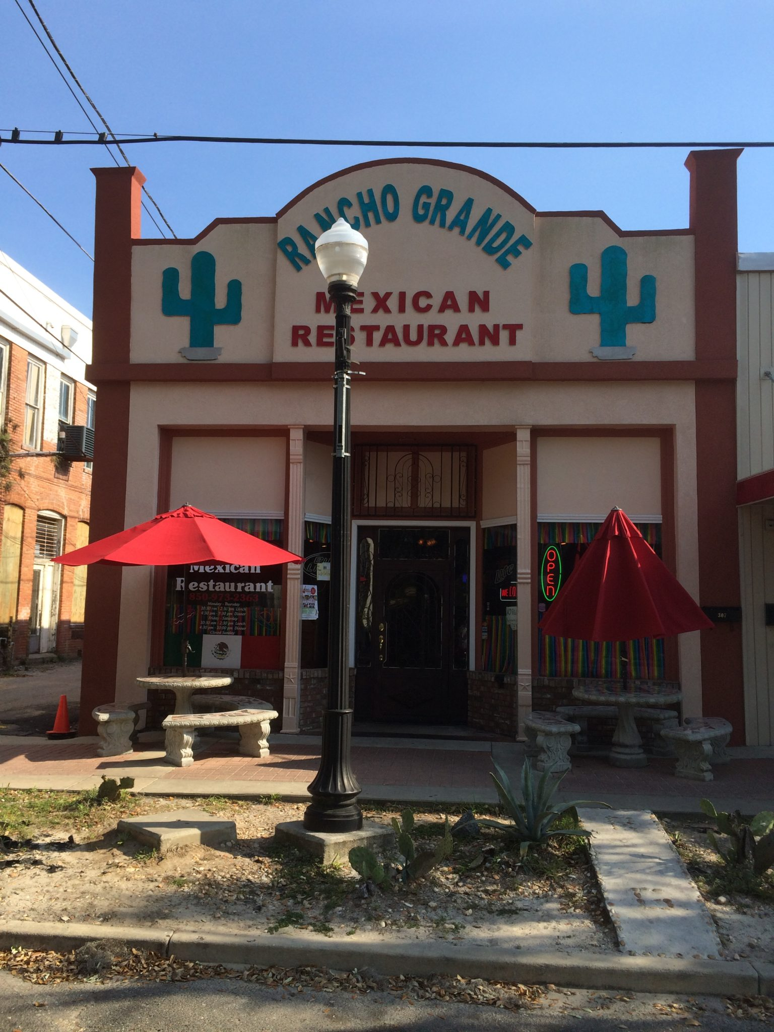 Rancho Grande Mexican Restaurant – Madison, FL