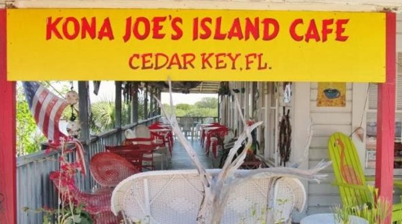 Kona Joe's Island Cafe'