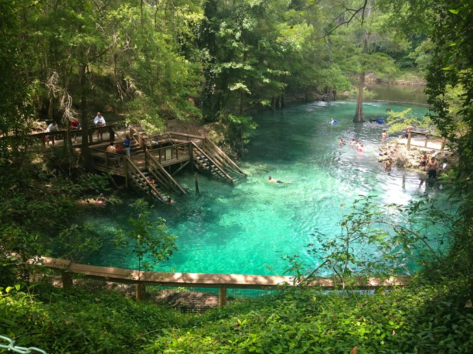 Madison Blue Springs State Park