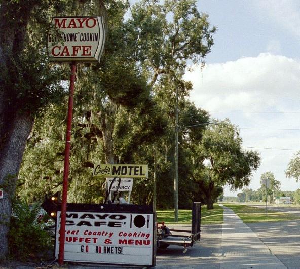 Mayo Cafe