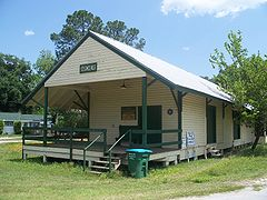 Archer Historic Society Depot Museum