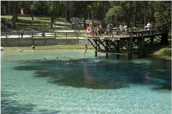 Blue Springs Gilchrist