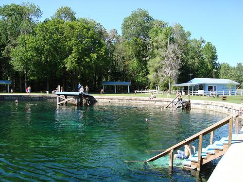 Bronson Blue Springs