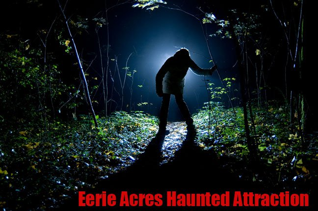 Eerie Acres Hayride and Haunted Trail