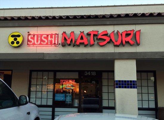Sushi Matsuri Japanese Restaurant