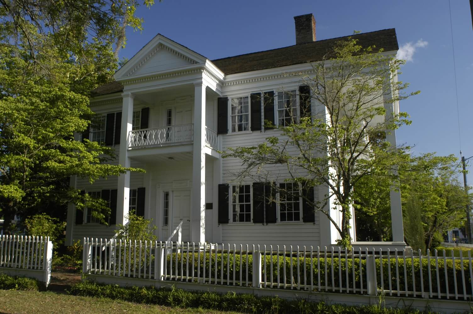 Historic Home Tour – Monticello