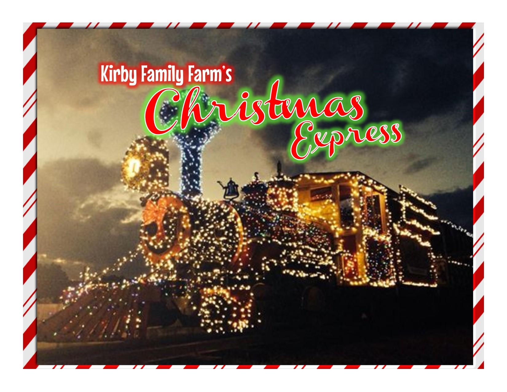Kirby Farm's Christmas Express