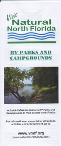 RV Parks and Campgrounds brochure