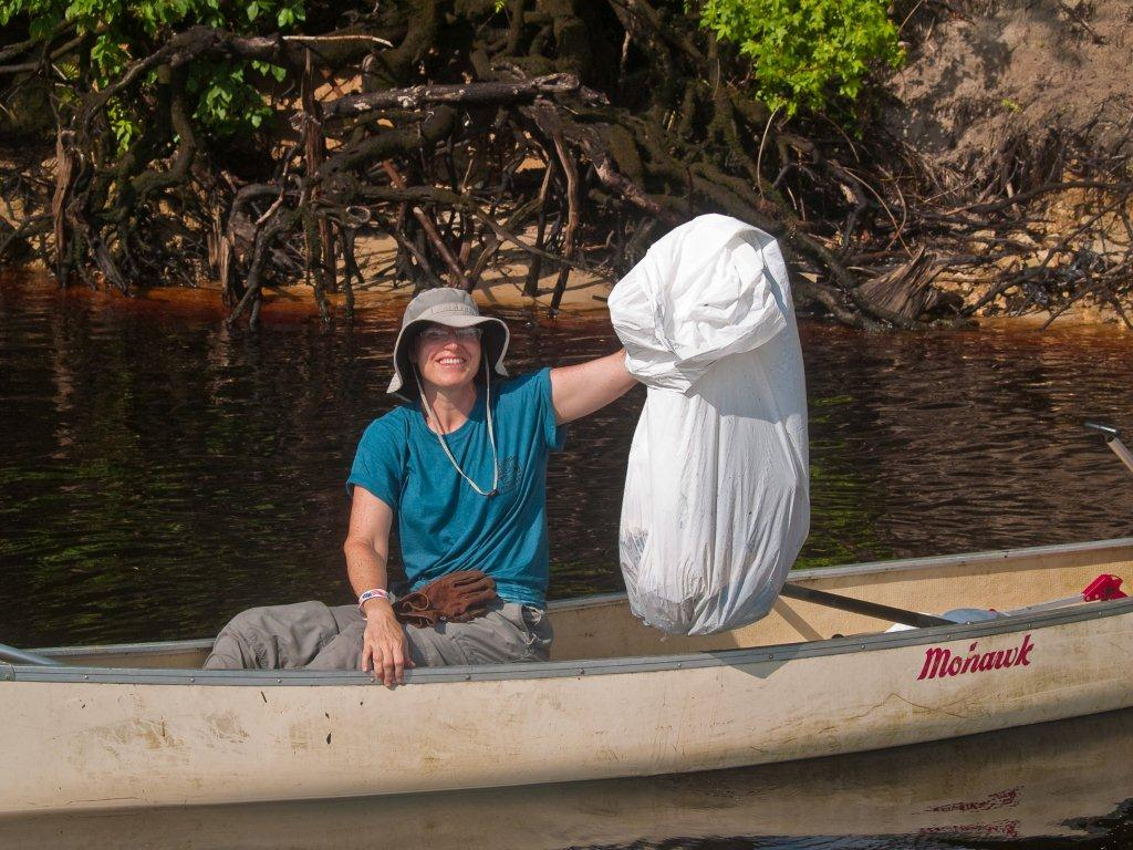 Pure Water Wilderness 3rd Annual Suwannee River Cleanup