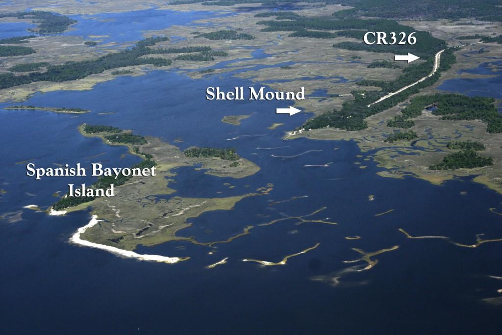 shell-mound