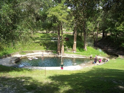Suwannee River Rendezvous – Convict Spring