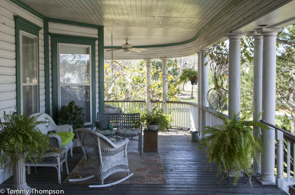 Grace Manor Bed and Breakfast, in Historic Greenville, Florida