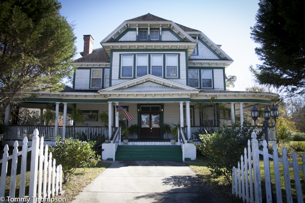Grace Manor B&B, in Historic Greenville, Florida