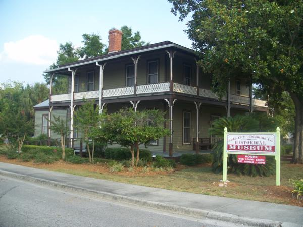 Lake City-Columbia County Historical Museum