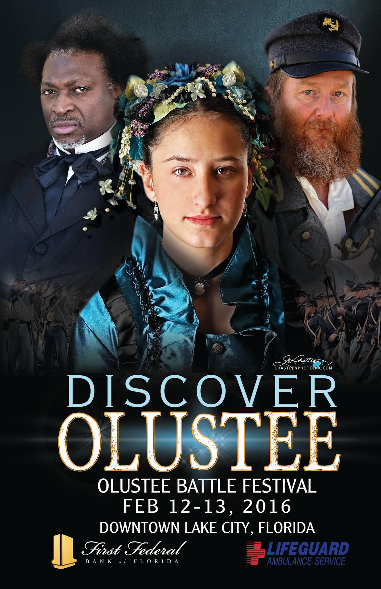 38th Annual Olustee Festival and Olustee Battle Reenactment