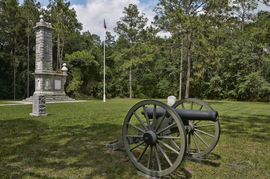 Olustee Battlefield Historic State Park
