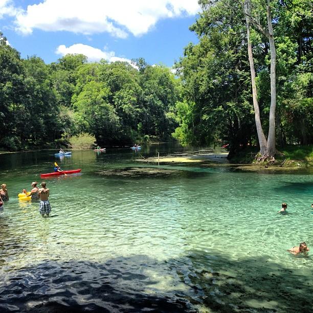 Rum Island Spring And Park Visit Natural North Florida