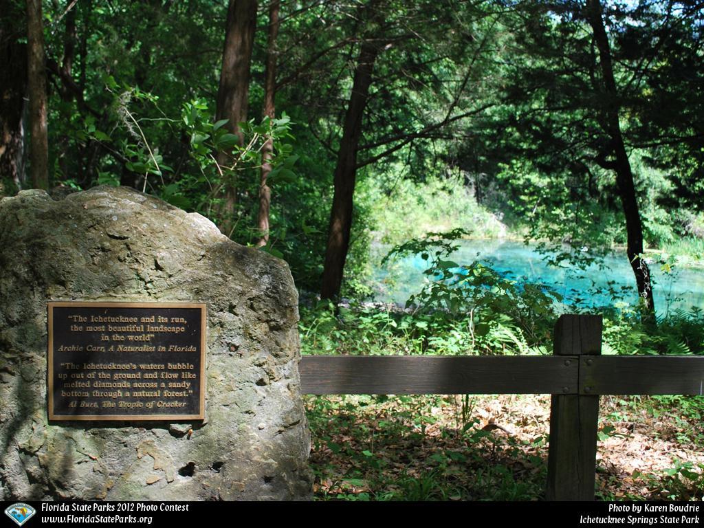 Ichetucknee Springs Environmental Showcase