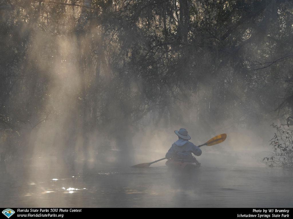Winter Farewell Sunrise Canoe Tour