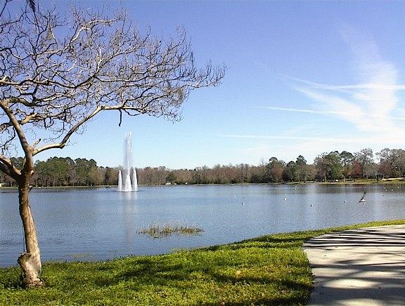 Lake Desoto