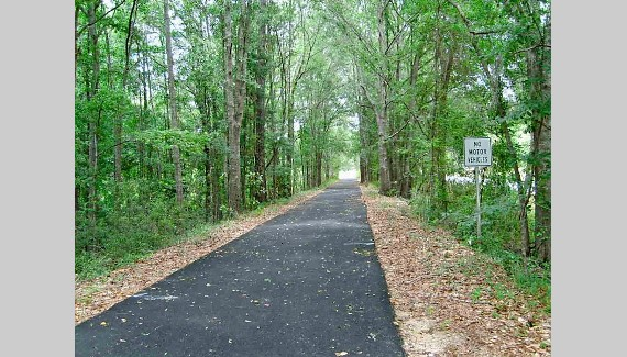 Four Freedoms Trail and 103 Mile Loop