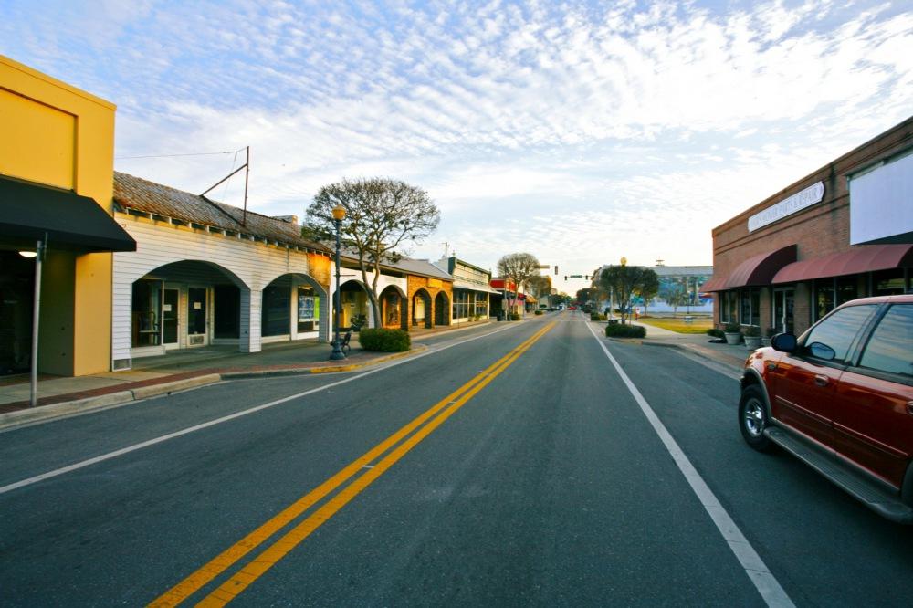 Historic District, Downtown Lake City